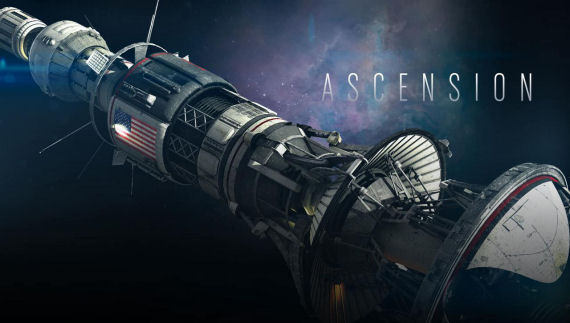 Figure 3 - Ascension poster
