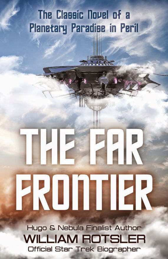 Figure 4 - Far Frontier ebook cover