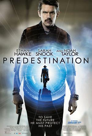 Figure 4 - Predestination poster (Ethan Hawke)