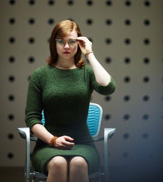 Figure 6 - Sarah Snook as Jane - The Unmarried Mother