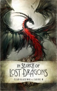 In Search of Lost Dragons HB cover