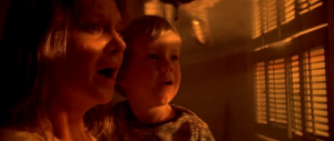 close encounters abduction scene