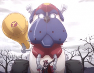 Anime roundup 2/5/2015: Going To the Dogs