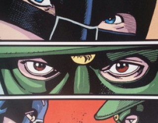 Review: Batman 66' Meets the Green Hornet