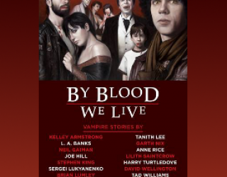 AMAZING THINGS: Nightshade Books Releases By Blood We Live