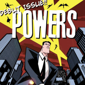"WE DON'T NEED ANOTHER ""HEROES""—or do we? ""POWERS"" debuts!"