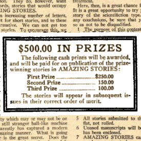 Figure 1 - Story Contest Entry form