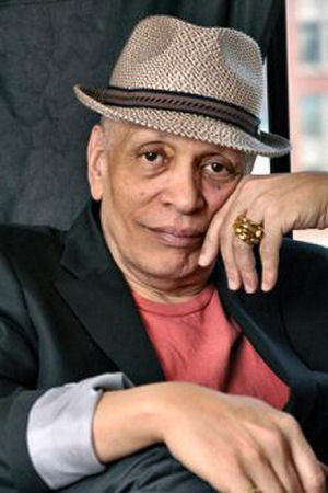 Figure 2 - Walter Mosley by Marcia Wilson