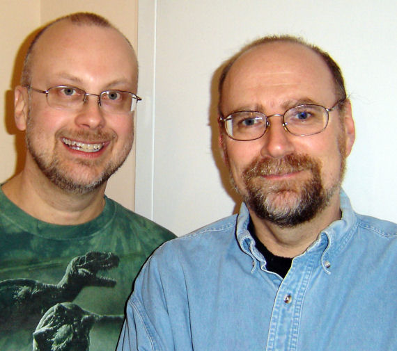 Figure 4 - Rob and Bob
