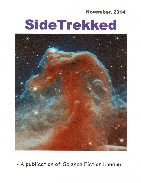 RG Cameron Clubhouse Mar 13 2015 Illo #2 'SIDE TREKKED'