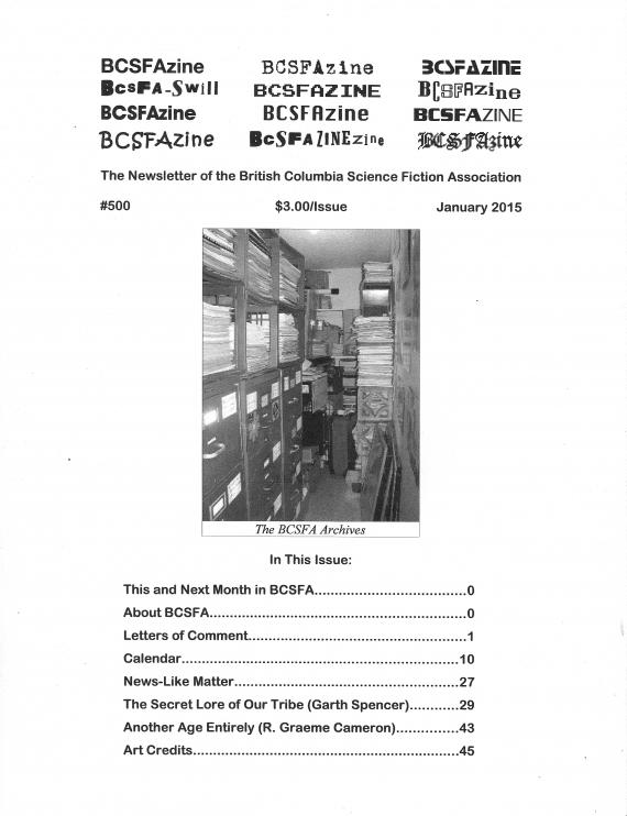 RG Cameron Clubhouse Mar 20 2015 Illo #1 'BCSFAzine'
