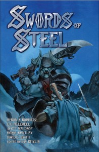 Swords and Steel cover by Martin Hanford