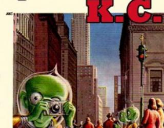 AMAZING THINGS: Speculations K.C. Kickstarter
