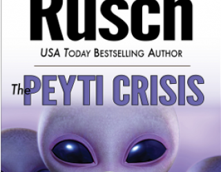 Small Press Review: The Peyti Crisis by Kristine Kathryn Rusch