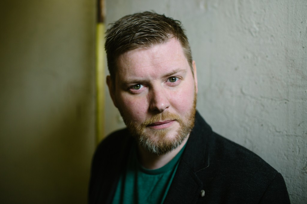 Andrew David Barker, photo copyright Lee Allen