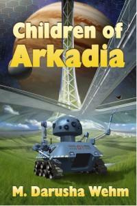Children of Arkadia cover