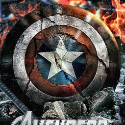 Figure 1 - Avengers Poster excerpt