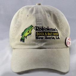 Figure 1 - Robicheaux Bait Shop hat