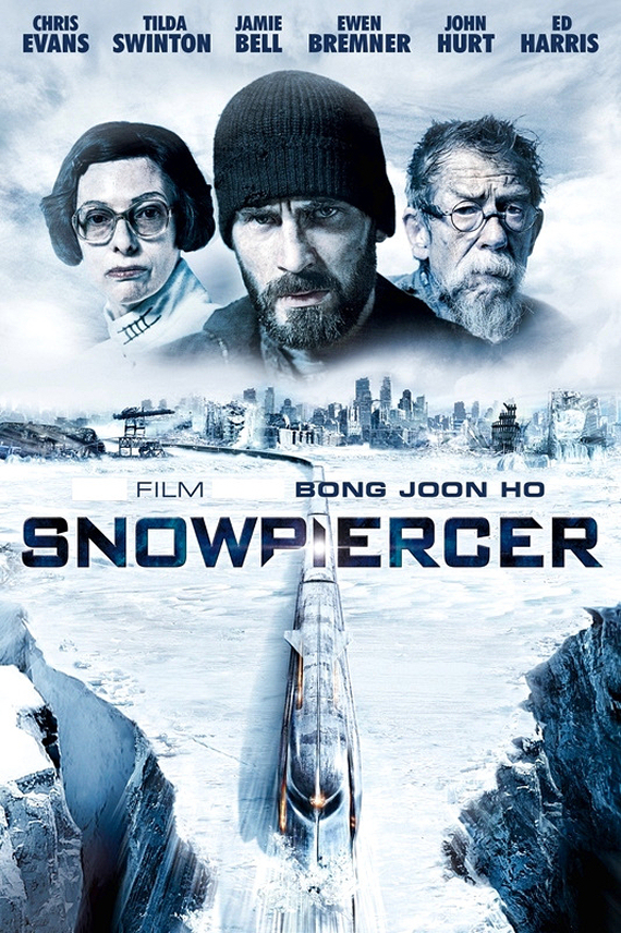 Figure 4 - Snow Piercer Poster