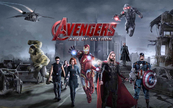 Figure 5 - Avengers Age of Ultron poster