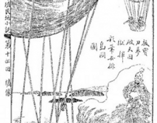 The Beginning of Chinese Science Fiction