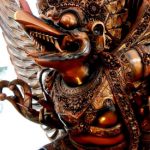 Asni's Art Blog: Garuda