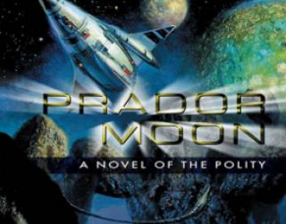 AMAZING THINGS: Night Shade Puts Neil Asher's Prador Moon on Sale