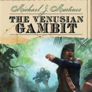 Book Review: The Venusian Gambit by Michael J. Martinez