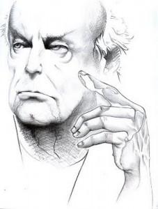 galeano caricatura