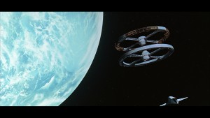 2001 a space odyssey ships