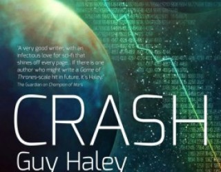Review: Crash, by Guy Haley