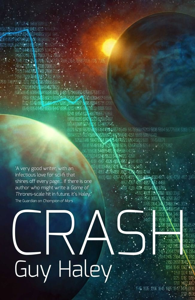 Crash, Guy Haley