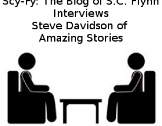 AMAZING THINGS:  Amazing's Publisher Interviewed