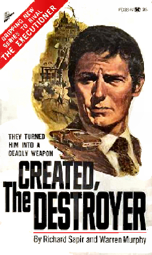 Figure 2 - Created The Destroyer 1st Edition Cover