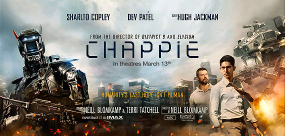 Figure 4 - Chappie poster