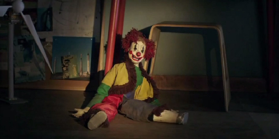 Figure 4 - Scary Clown Doll from remake