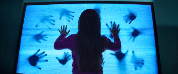 Figure 5 - Maddy and TV hands