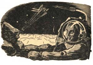 Illustration from Sept 1949 Astounding Stories, pg 68.