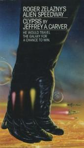 Roger Zelazny's Alien Speedway - Clypsis cover