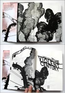Violent Century - interior art