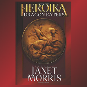 AMAZING THINGS: Perseid Press' Heroika 1: Dragon Eaters Book Trailer