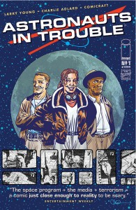 Astronauts in Trouble Issue 1
