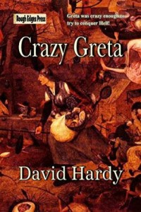 Crazy Greta Rough Edges