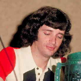 Figure 1 - David Gerrold 1972 (photo by David Dyer-Bennett)