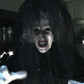 Figure 1 - 'The Woman' from Insidious