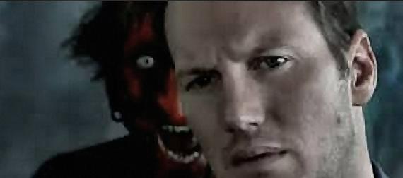 Figure 3 - Demon and Josh Lambert (Patrick Wilson) from Insidious