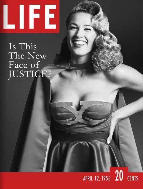 Figure 5 - Justice Girl Life cover (Sara Di Valenzano)