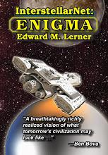 InterstellarNet Enigma front cover