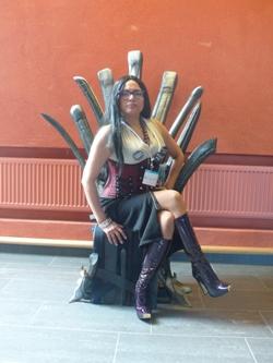 An Iron Throne