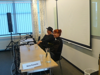 Hanna Matilainen, Maria Carole, Taika Dahlbom: Astetta spefiaalimpaa bloggausta